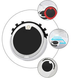 NUOVO ROBOT ASPIRAPOLVERE LAVAPAVIMENTI TRINITI VACUUM CLEANER TELECOMANDO PANNO