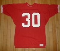1960's Russell Athletic Southern Game Used football Jersey Ohio State Stanford