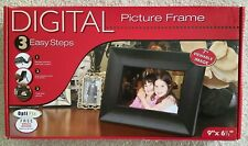 Digital Picture Frame This is for 2 New In The Box Digital Picture Frames