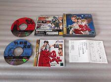SS Used Sengoku Blade Ace Episode II 2 Sega Saturn Good Condition Japan Import