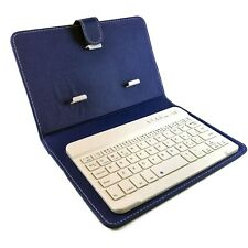 Bluetooth Keyboard Case Combo for iPhone iPad Mini Android Samsung Galaxy Tablet
