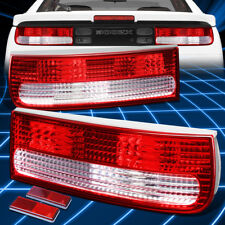 Red Clear Brake Signal Tail Light/Lamp for 1990-1996 Nissan 300ZX Z32 Fairlady Z