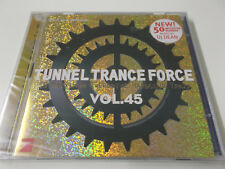 TUNNEL TRANCE FORCE VOL. 45 - 2008 SPV 2CD SET (693723090528) - NEU!