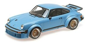 PORSCHE 934 911 1976 - blue - Minichamps 1:12 125766407