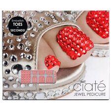 "Ciate Jewel Pedicure Nail Art Set - Ruby Slippers ""Holiday Essentials"" BNIB"