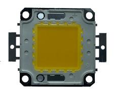 30 W Watt LED Chip warmweiss, 3300 Lm,3200K,ww, COB,Fluter,Flutlicht, Aquarium