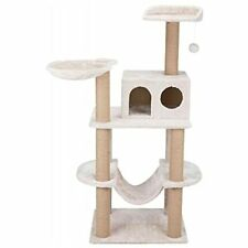 New listing Trixie Federico Cat Tower with Scratching Posts Condo Platform Hammock Dangli.