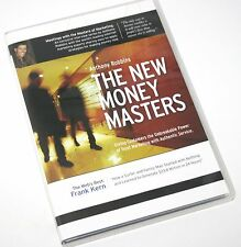 Anthony Robbins The New Money Masters W/ Frank Kern DVD