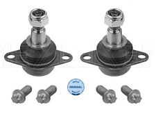 Pair of BMW X3 E83 (non LCI) 2004-2006 Front Lower Ball Joint MEYLE 31103418341