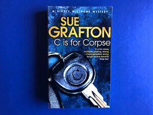 ALPHABET #3 : C Is For Corpse By Sue Grafton (2007) Paperback