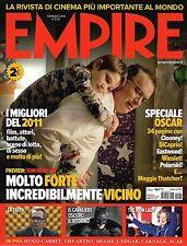 Empire.TOM HANKS,MICHAEL FASSBENDER,STEVE McQUEEN,ROBERT DOWNEY JR.OLIVIA WILDE