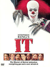 Incorniciato Horror Movie Print – classico di culto STEPHEN KING'S IT (PICTURE Clown ART)