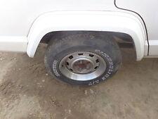 Passenger Rear Wheel Well Moulding 87 Jeep Cherokee White Pioneer 4x4 4 Dr OEM