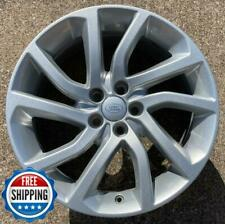 Land Rover Discovery Sport 2016 2019 Oem Wheel 18 Rim 72272 Silver With Cap B