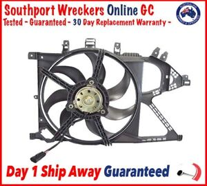 Genuine Holden Barina XC Z14XE Z14XEP 01-05 2 Pin Radiator Thermo Cooling Fan