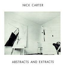 Nick Carter : Abstracts and Extracts CD (2016) ***NEW*** FREE Shipping, Save £s