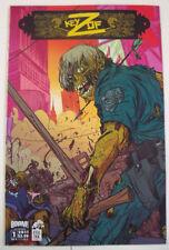 KEY OF Z # 1 Comic 1ST PRINT Claudio Sanchez Amory Wars ZOMBIES Coheed Cambria