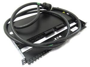 Eaton TPC2105-2780 PDU | 8-Outlet | 85-264V | 12AMPS (24A Max) | 50/60Hz