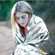COUVERTURES DE SURVIE thermique secourisme randonnée camping Voyage Urgence