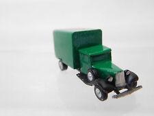eso-2691:160 Oldtimer LKW grün Metallguß sehr guter Zustand