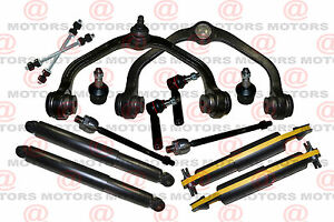 Suspension Truck Parts Upper Control Arm Shocks Tie Rod Joint For Ford Mazda RWD