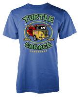 Mutant Ninja Turtles Garage service and repair kids t-shirt