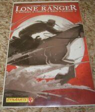 THE LONE RANGER #4 VARIANT NM Dynamite Entertainment 2006 series