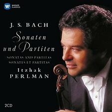 Itzhak Perlman - Bach: Sonatas and Partitas [CD]