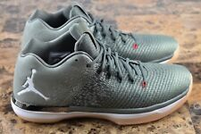 Nike Air Jordan XXXI 31 Low Mens Size 10 Shoes Take Flight Camo 897564 051