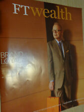 MAGAZINE ENGLISH FT WEALTH BRAND LOYALTY WINTER 2014 58 PAGINE