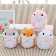 9.5cm doll simulation mini plush toys cute hamster toys for children/ girls_S