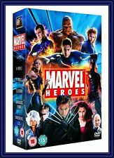 MARVEL HEROES COLLECTION - 6 DISC DVD BOX SET