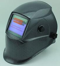 GCF Auto Darkening Welding/Grinding Helmet Mask Hood w/ 4 optical sensors