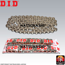 DID (Daido Japan) 1/2 x 1/8 x 96 Links Old School BMX Chain - Silver