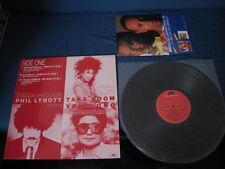 Japan Promo only Vinyl 12 inch EP Phil Lynott Thin Lizzy Yoko Ono Bronski Beat