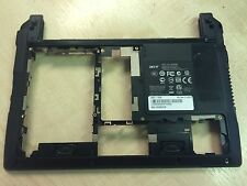 Acer Aspire One 521 ZH9 Bottom Base Plastic Chassis Case ZYE37ZH9BATN