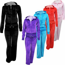 Velour Tracksuits for Women