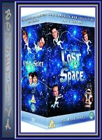 LOST IN SPACE - COMPLETE COLLECTION SEASONS 1 2 & 3 **BRAND NEW DVD BOXSET