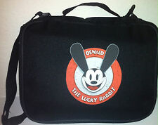 TRADING book PIN BAG FOR DISNEY PINS OSWALD THE LUCKY RABBIT LARGE DISPLAY CASE