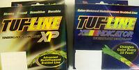 100 LB 300 YARDS TUF LINE XP SUPERBRAID FISHING LINE - CHOOSE COLOR