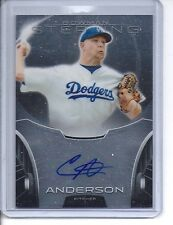 CHRIS ANDERSON 2013 BOWMAN STERLING AUTO