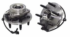 2 NEW Set LH/RH Front Wheel Hub Bearing Assembly CHEVY SUBURBAN 1500 2000-06 4WD
