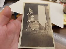VINT SNAPSHOT PHOTO LOT, NEAT PAIR OF DOUBLE EXPOSURE IMAGES, ABSTRACT!