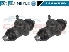 FOR VW CAMPER TRANSPORTER T3 T25 79-92 REAR WHEEL BRAKE CYLINDERS MEYLE GERMANY