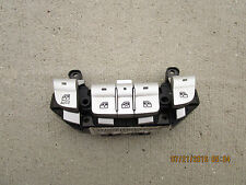 08 CHEVY EQUINOX LS LT 3.4L V6 SFI 4D SUV MASTER POWER WINDOW SWITCH 25808185
