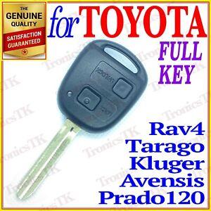 FOR TOYOTA PRADO 120, RAV4, KLUGER, AVENSIS, TARAGO, REMOTE KEY - 50171