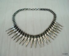 Necklace choker handmade jewellery Traditional Design Sterling Silver