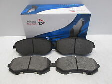 FRONT BRAKE PADS FITS SUBARU BRZ 12  FORESTER 02  IMPREZA ESTATE LEGACY OUTBACK