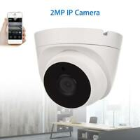 2MP IP Camera 1080P 4mm Lens Onvif Network Security IR Night Vision IP66 H.265