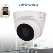 2MP IP Camera 1080P 4mm Lens Onvif Network Security IR Night Vision IP66 H.265